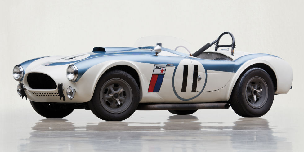 1:12 GMP 1963 Shelby 289 Competition Cobra CSX2011 - #11 John Everly / 1963 Nassau, Bahamas Speed Week