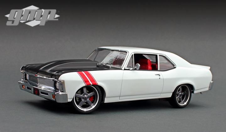 GMP-18811 - 1:18 GMP - 1970 Chevrolet Nova