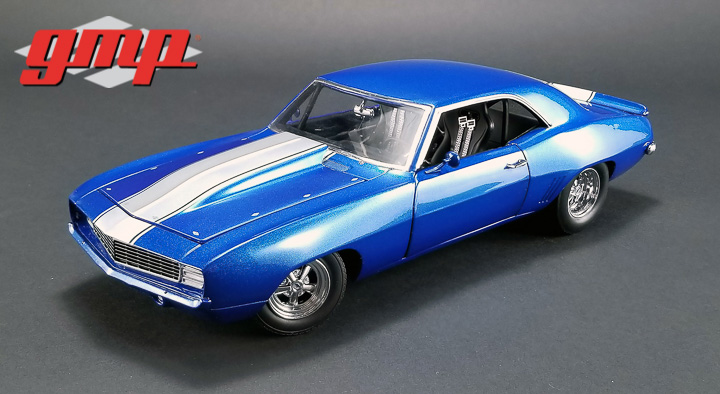 1:18 GMP 1320 Drag Kings 1969 Chevrolet Camaro