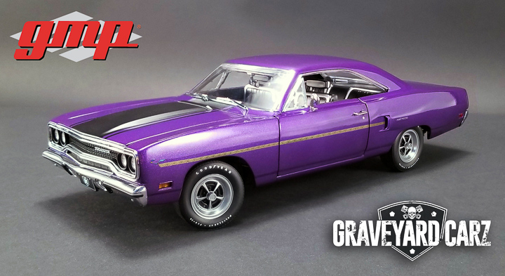 GMP-18897 - 1:18 Graveyard Carz (2012-Current TV Series) - 1970 Plymouth Road Runner
