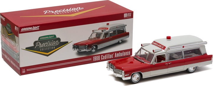 1966 Cadillac S&S 48 High Top Ambulance Photo