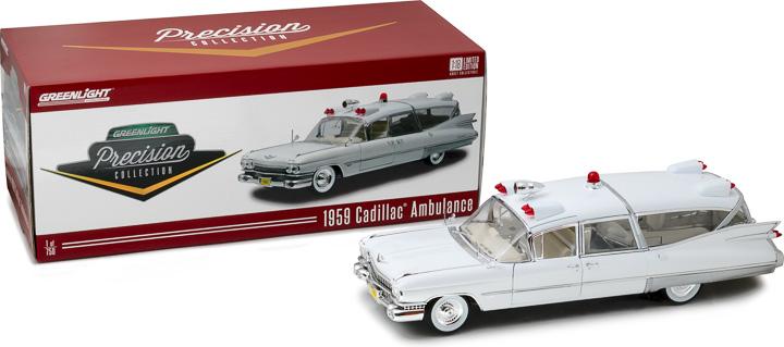 1959 Cadillac Ambulance