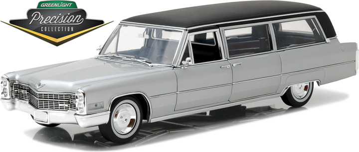 1966 Cadillac Su0026S Limousine Photo